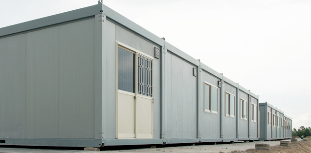 Container e box usati Frosinone